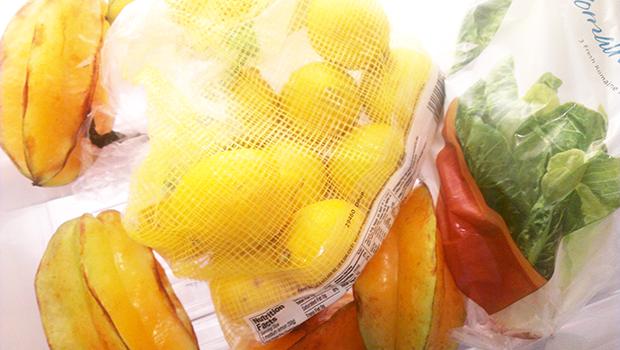 Washing Fruits & Veggies